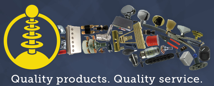 Quality products. Quality service.