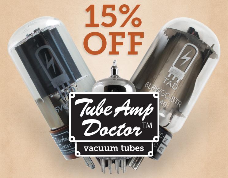15% off TAD tubes