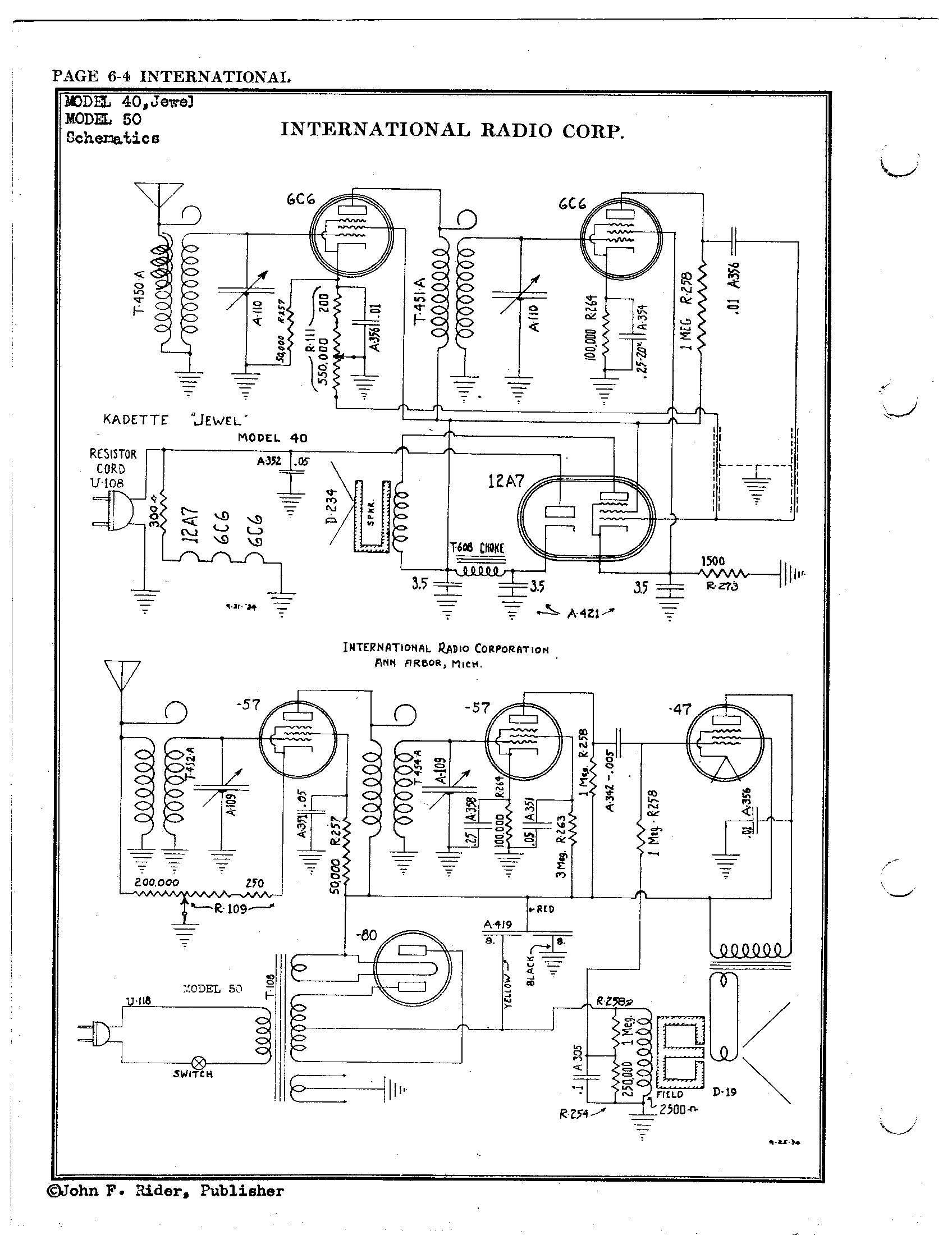 emg selector switch wiring diagram