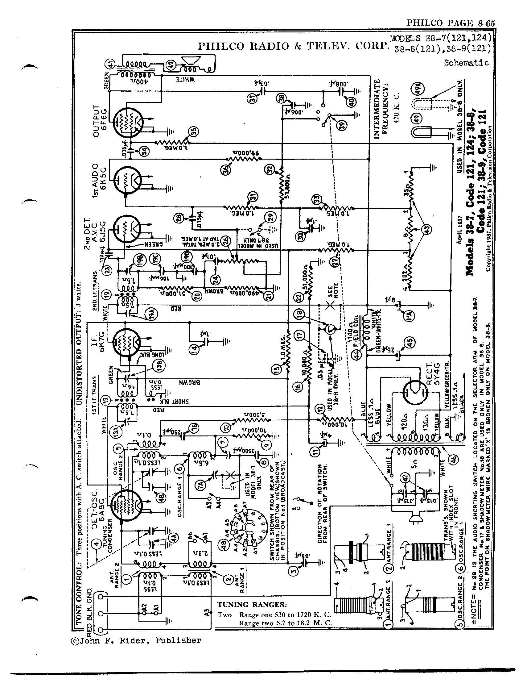Dollhouse Wiring Schematic on vintage philco radio diagrams