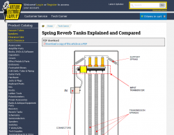 Spring Reverb Tanks Explained and Compared
