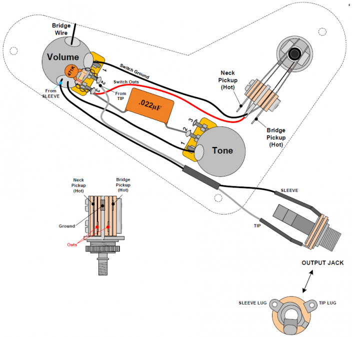Tech Corner Image - Wiring Diagram Prs-1