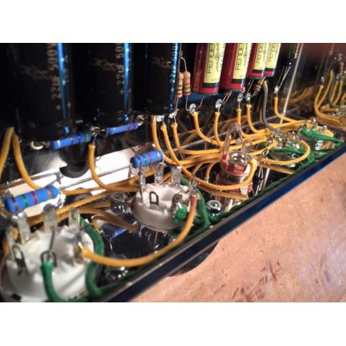 "Customer image:<br/>""Power Amp section of a 5F10 reproduction"""