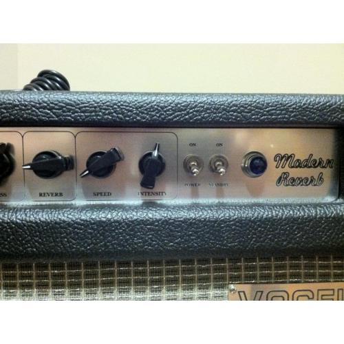 """Customer image:<br/>""""Vogel Instrument Company Modern Reverb"""""""