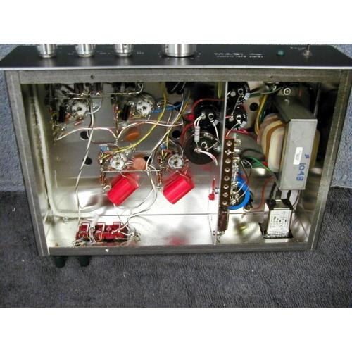 "Customer image:<br/>""Tube phono preamp"""