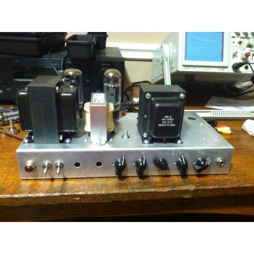 """Customer image:<br/>""""Vogel Instrument Company Class A Special"""""""