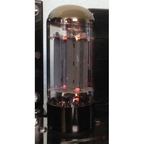 """Customer image:<br/>""""JJ GZ34 in a Dynaco ST70 amp"""""""