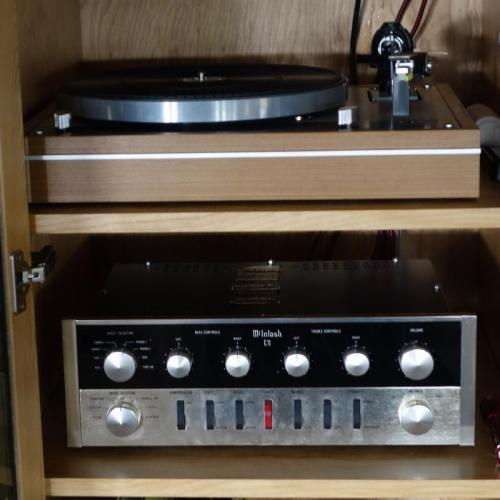 """Customer image:<br/>""""A 51 year old C11 sounds as beautiful as ever with new AES tubes"""""""