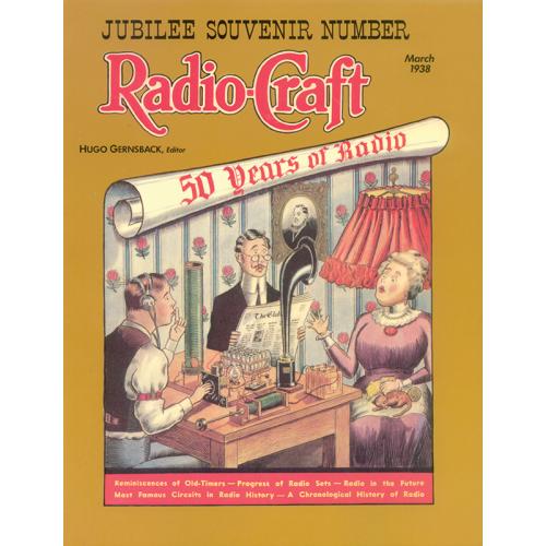Radio-Craft 50 Years of Radio image 1