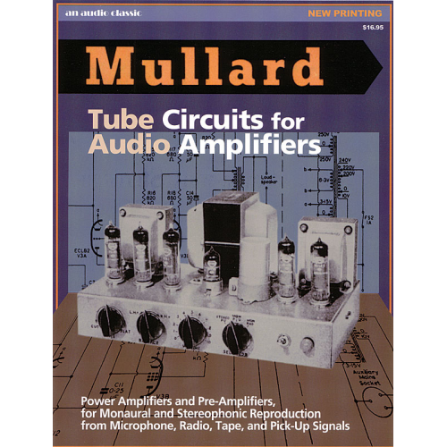 Mullard Circuits for Audio Amplifiers image 1