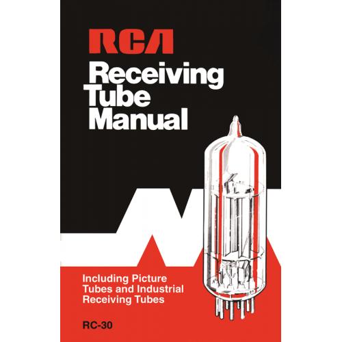 RCA Receiving Tube Manual (RC-30) image 1
