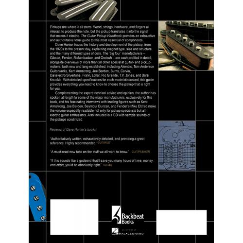 The Guitar Pickup Handbook image 2
