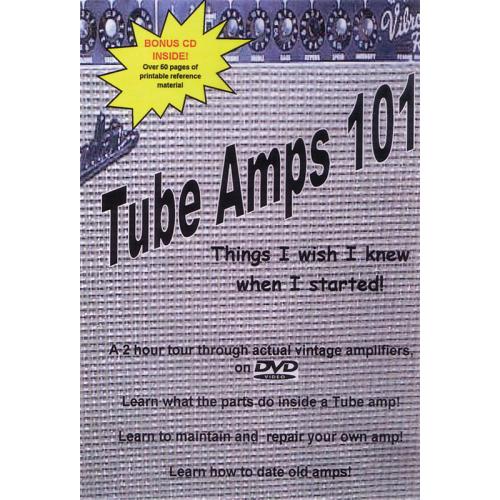 DVD - Tube Amps 101 image 1