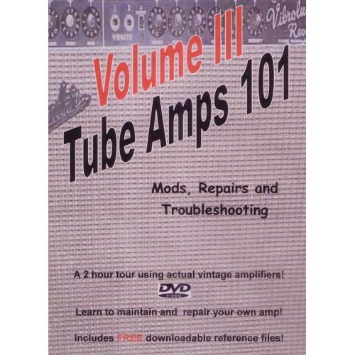 DVD - Tube Amps 101, Volume III image 1