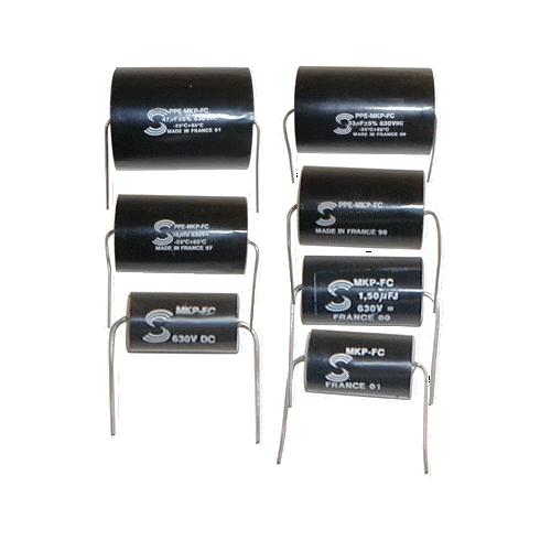 """Capacitor - Solen, 630V, Metalized Polypropylene, """"Fast"""" image 1"""