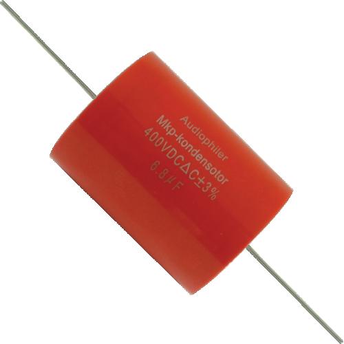 Capacitor - Audiophiler MKP Audio, 400 V, 1µF - 20µF image 1