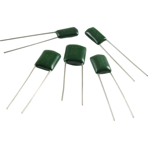 Capacitor - 100V, Polyester Film Inductive image 1