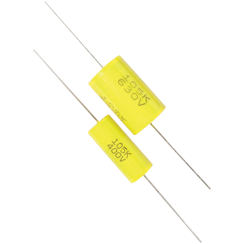 Capacitor - 630V, Metal Film, Tubular image 1