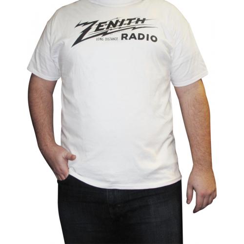 T-Shirt - Zenith, White image 2