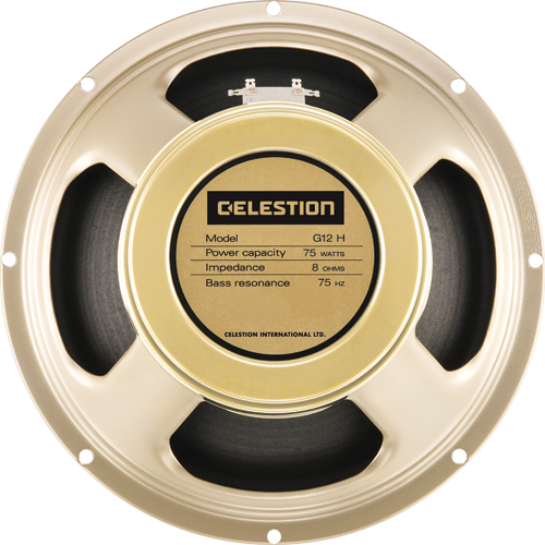 """Speaker - 12"""" Celestion, Creamback, 8 or 16 ohm, 75w image 1"""