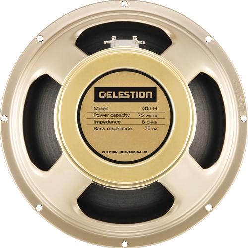 "Speaker - Celestion, 12"", G12H-75 Creamback, 75 watts image 1"