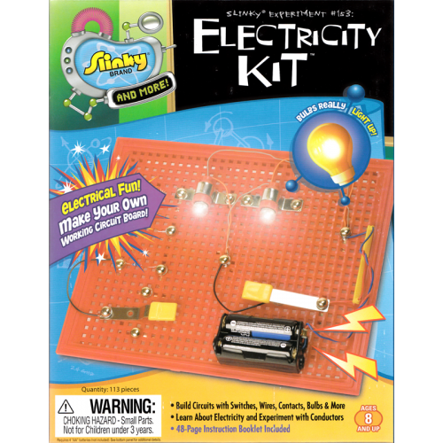 Electricity Kit - Junior Electrician image 1
