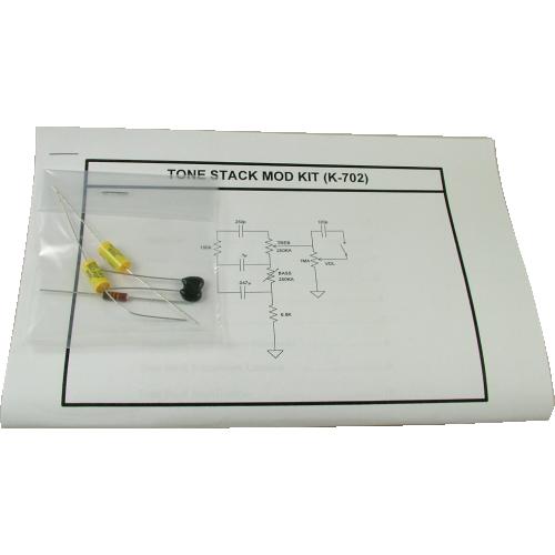 Amp Mod Kit - MOD® Kits, Tone Stack Mod image 1