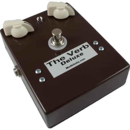 "Kit - ""The Verb Deluxe"" Digital Reverb Pedal, Mod Kits DIY image 2"