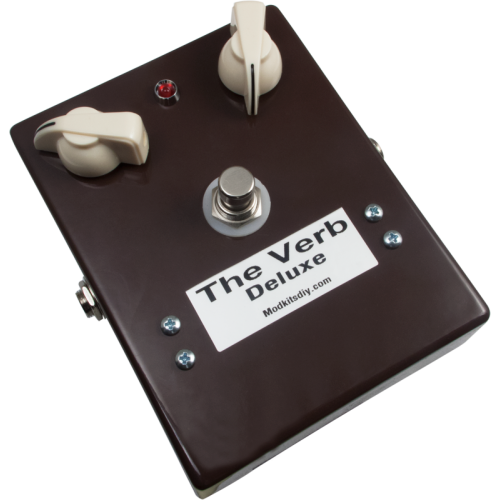 Kit - The Verb Deluxe, Digital Reverb Pedal Kit image 1