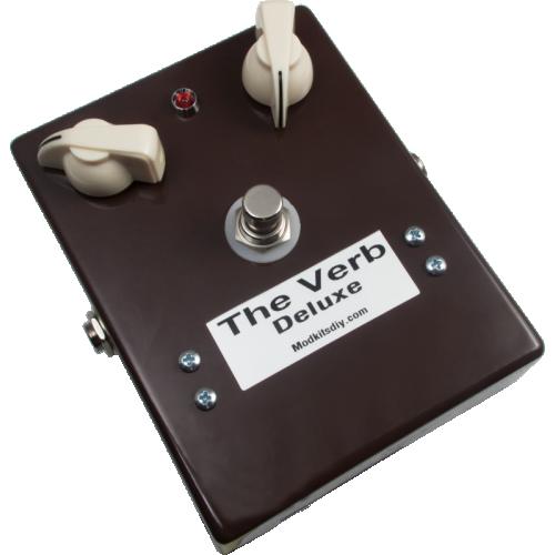 "Kit - ""The Verb Deluxe"" Digital Reverb Pedal, Mod Kits DIY image 1"