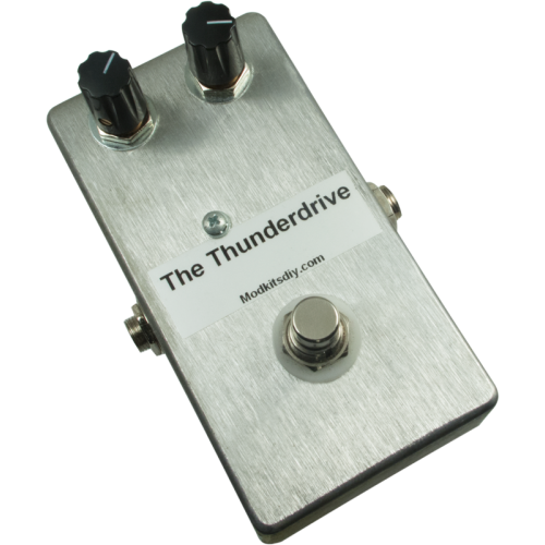 Effects Pedal Kit - MOD® Kits, The Thunderdrive, Overdrive image 1