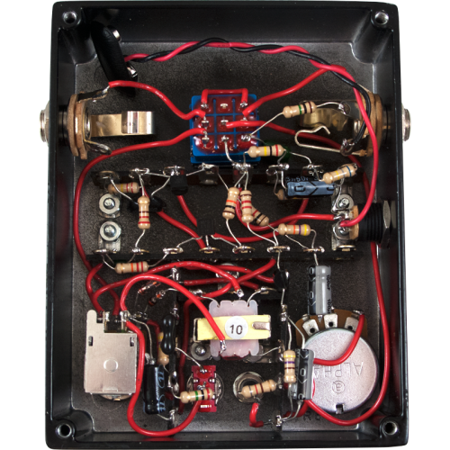 Effects Pedal Kit - MOD® Kits, Resonator Deluxe, Octave-Up Fuzz image 5