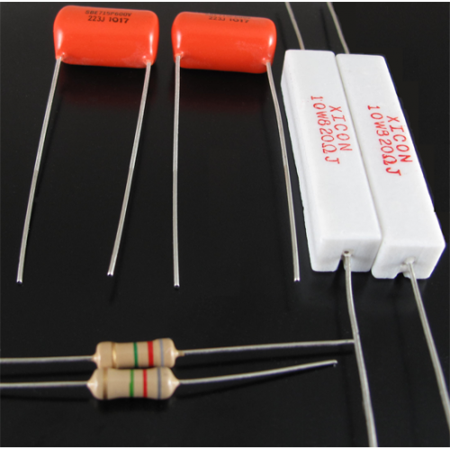 Snubber Kit - for 4 Octal Tubes image 1