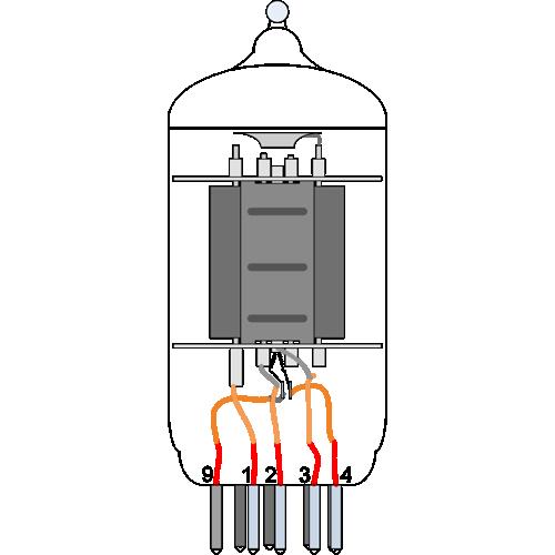 12AX7LPS - Sovtek image 2