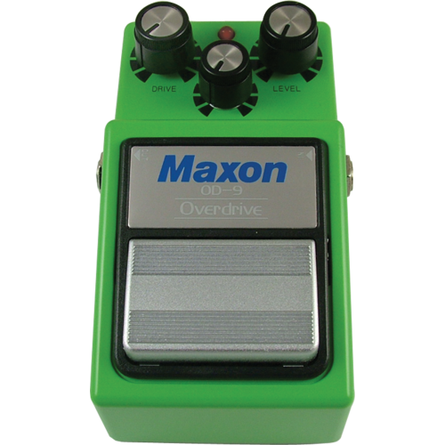 Effects Pedal - Maxon, OD9, Overdrive image 1