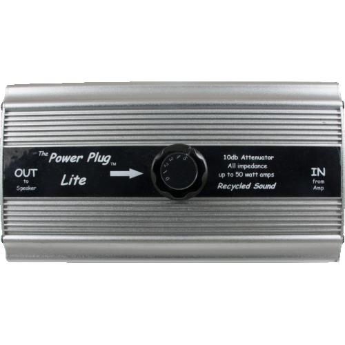 Attenuator - Recycled Sound, Power Plug Lite, -10dB image 1