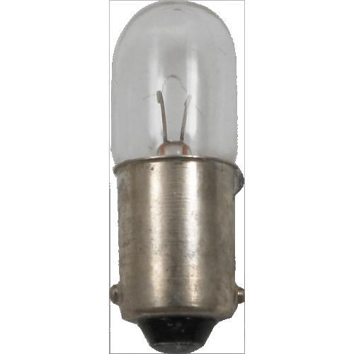 Dial Lamp - #45, T-3-1/4, 3.2V, .35A, Bayonet Base image 1