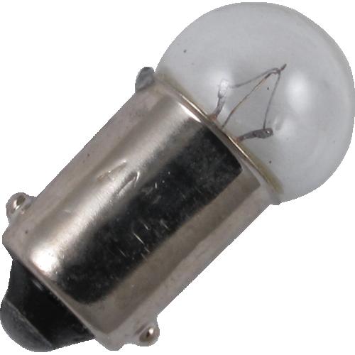 Dial Lamp - #53, G-3-1/2, 14.4V, .12A, Bayonet Base image 1