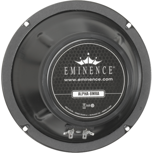"Speaker - Eminence® American, 8"", Alpha 8MRA, 125 watts image 1"