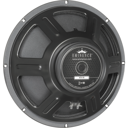 "Speaker - Eminence® American, 15"", Beta 15A, 300 watts image 1"