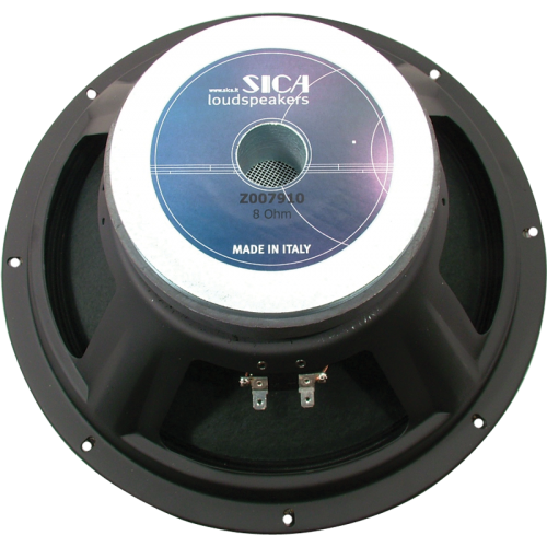 Speaker - 12 in. Sica Bass, Ceramic, 250 W, 8 Ohm, Steel Frame, B-Stock image 1