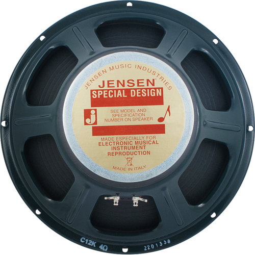 "Speaker - 12"", Jensen® Vintage Ceramic C12K image 4"
