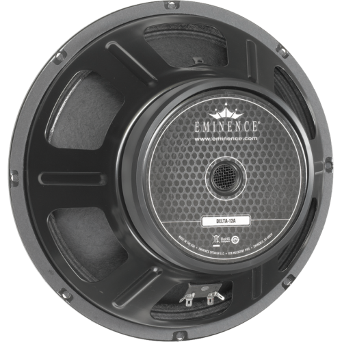 "Speaker - Eminence® American, 12"", Delta 12A, 400W image 1"