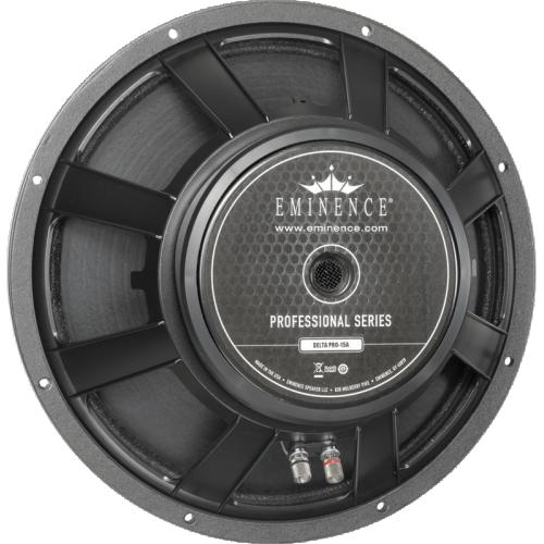 "Speaker - Eminence® Pro, 15"", Delta Pro 15A, 400 watts image 1"