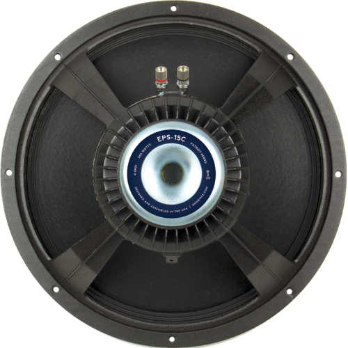 "Speaker - Eminence® Patriot, 15"", EPS-15C, 300 watts image 1"