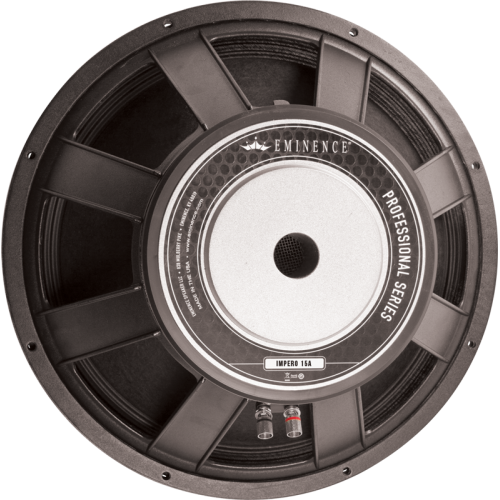 "Speaker - Eminence® Pro, 15"", Impero 15A, 1200 watts image 1"