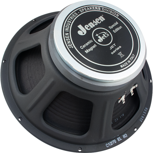Speaker - 12 in. Jensen Jet Electric Lightning, 8 Ohm, B-Stock image 1