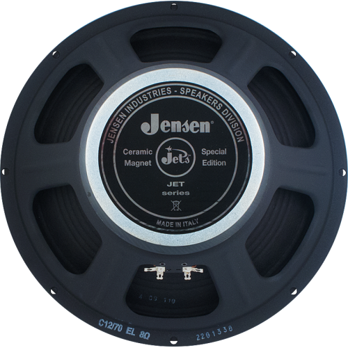 "Speaker - 12"", Jensen® Jets Electric Lightning image 4"