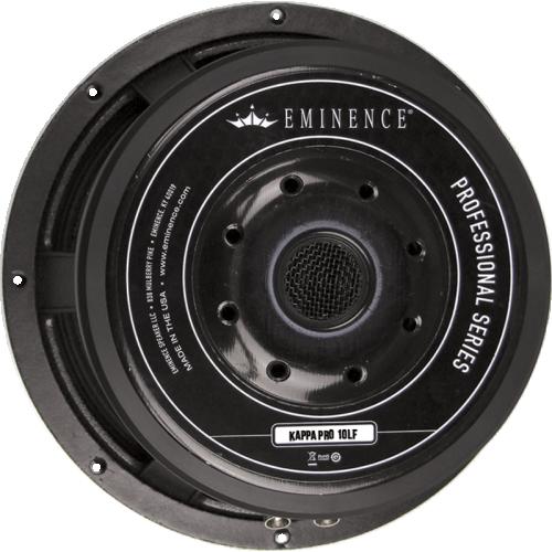 "Speaker - Eminence® Pro, 10"", Kappa Pro 10LF, 600 watts image 1"