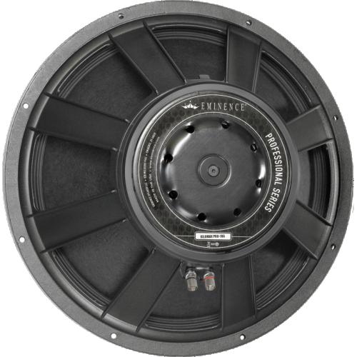 "Speaker - Eminence® Pro, 18"", Kilomax Pro 18A, 1250 watts image 1"